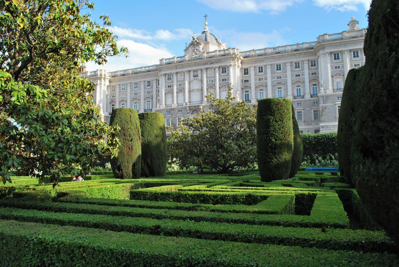 Tour por el Palacio Real De Madrid sin colas