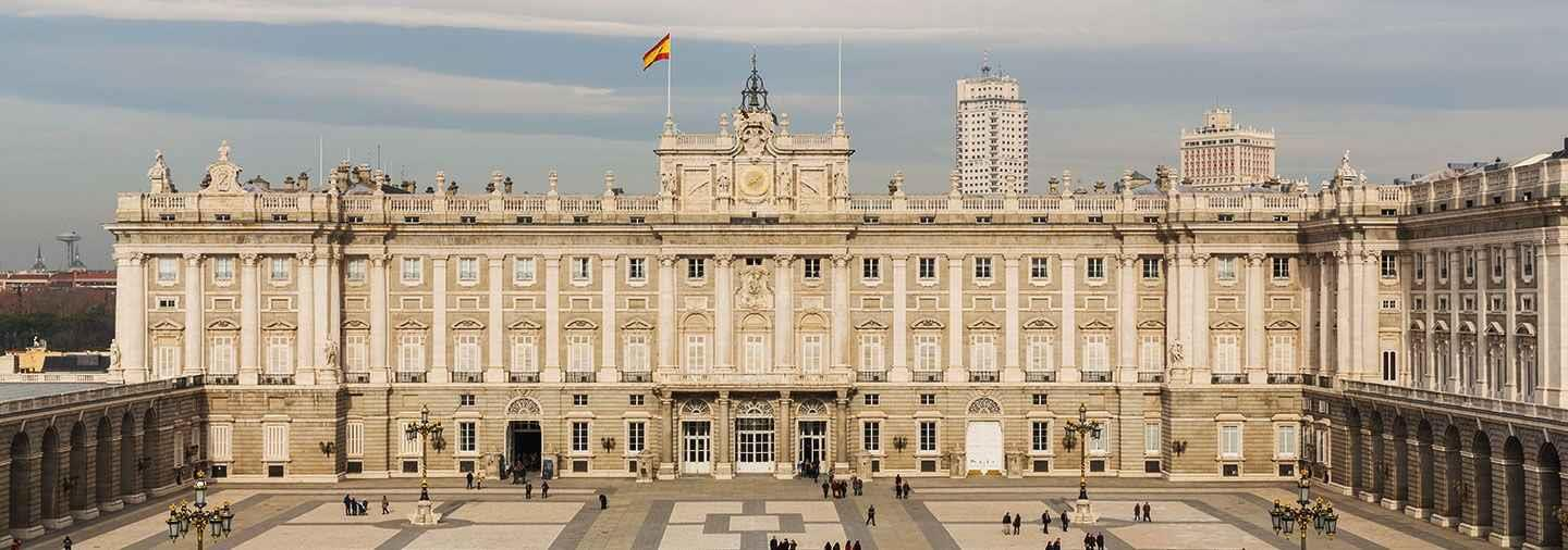 Old Madrid of Austrias Free Walking Tour
