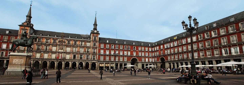 Madrid Free Walking Tour