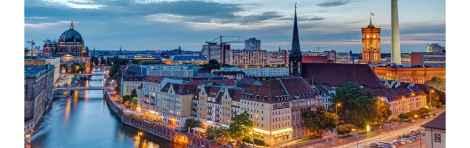 Tour Berlín Nocturno