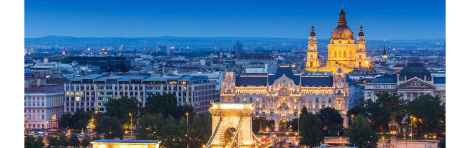 Budapest by Night Tour