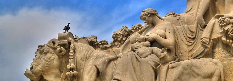 Tour las Cortes de Cádiz 1812