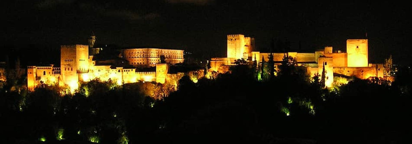 Granada By Night Tour