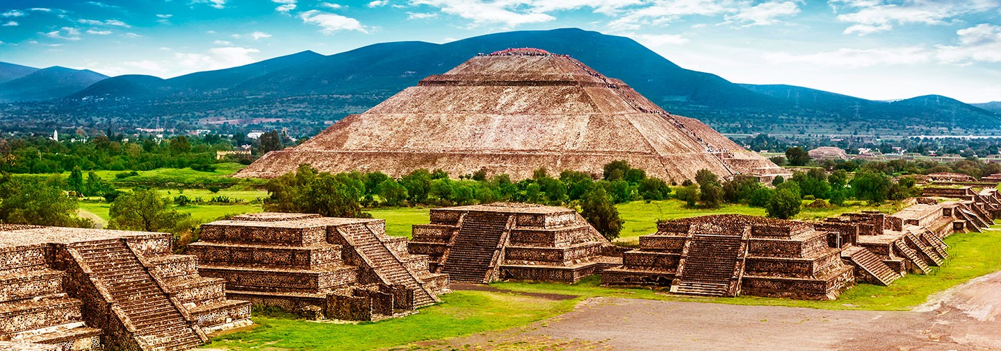Teotihuacan Day Trip from Mexico City