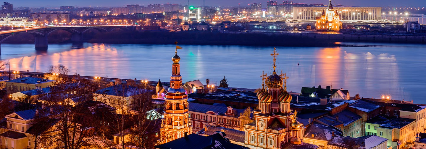 Nizhni by Night Tour