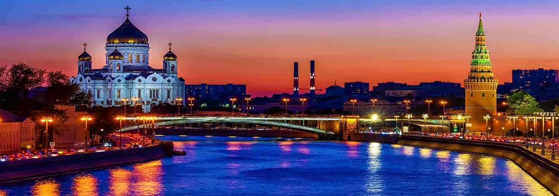 Tour Moscú Nocturno