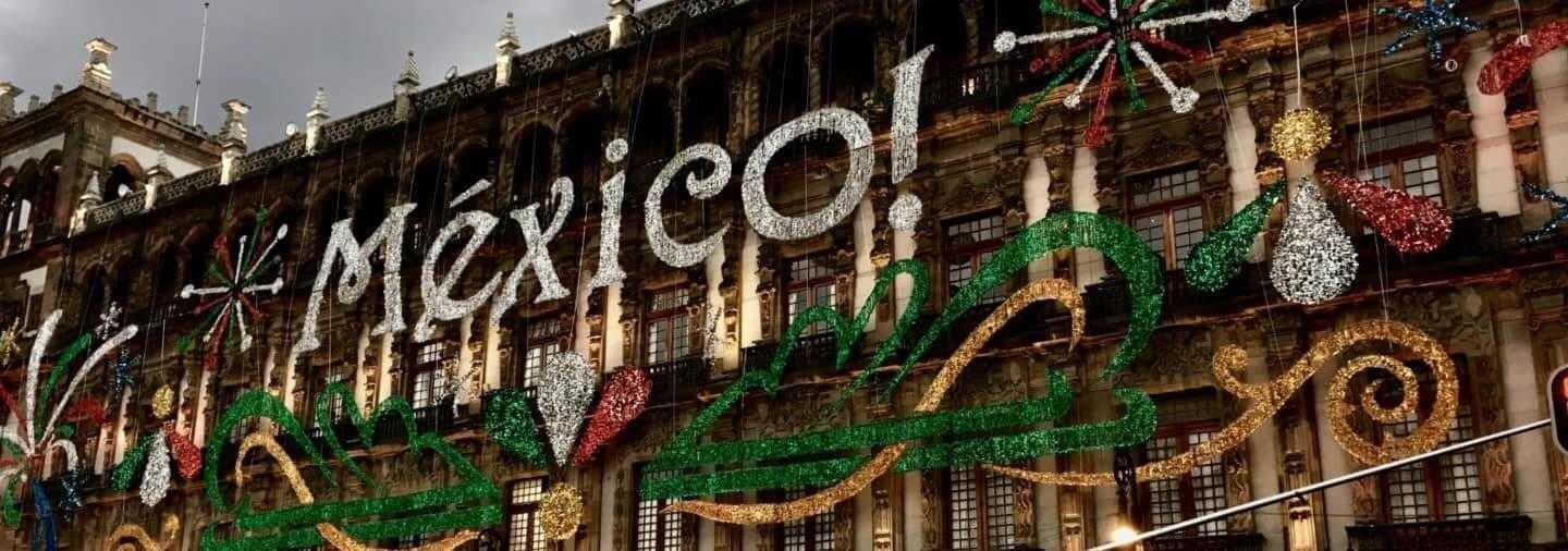 Mexico City Historic centre Free Walking Tour