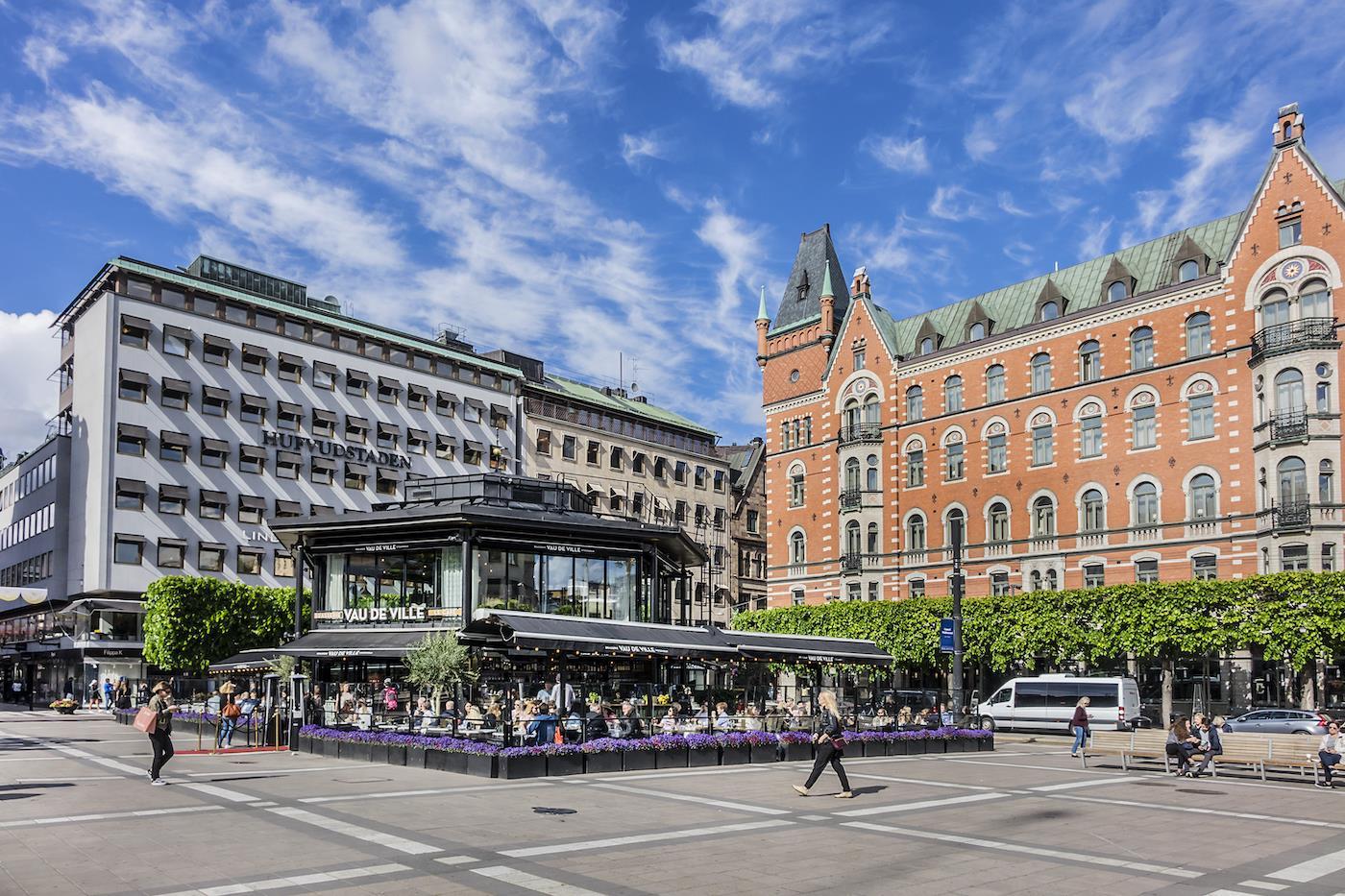 New City of Stockholm Free Walking Tour