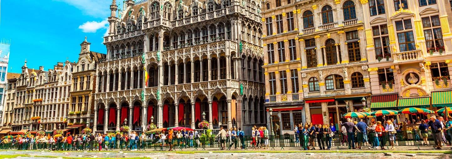 Free Tour Historical Centre Brussels