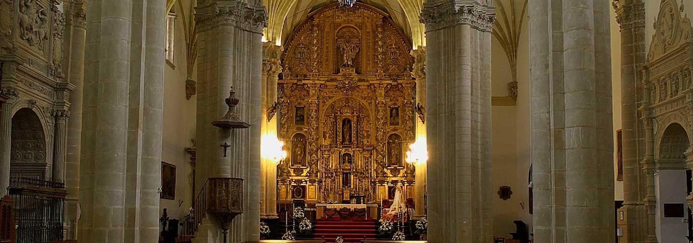 Visita guiada por la Catedral de Baeza