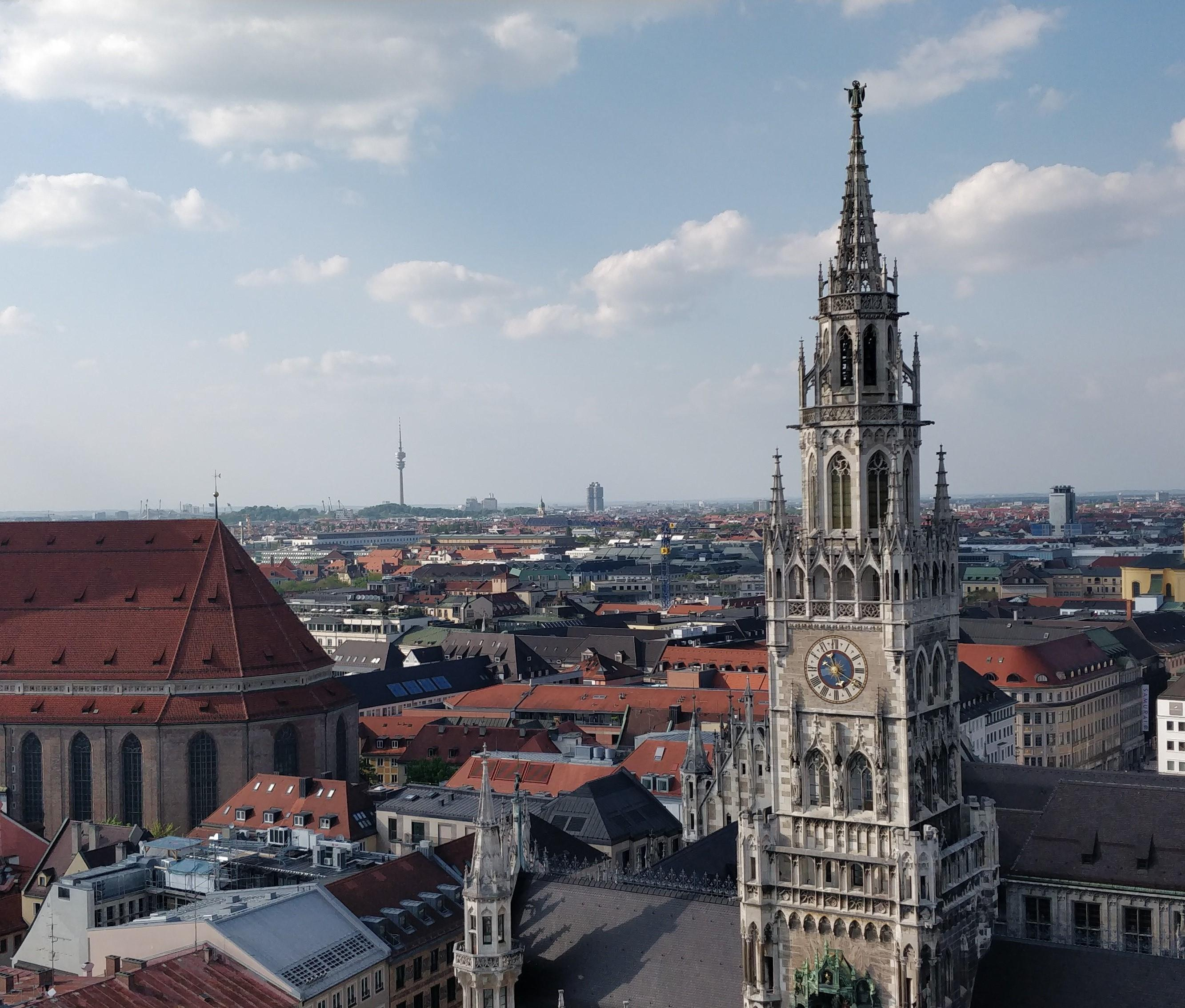 Free Tour of Munich's Old Town