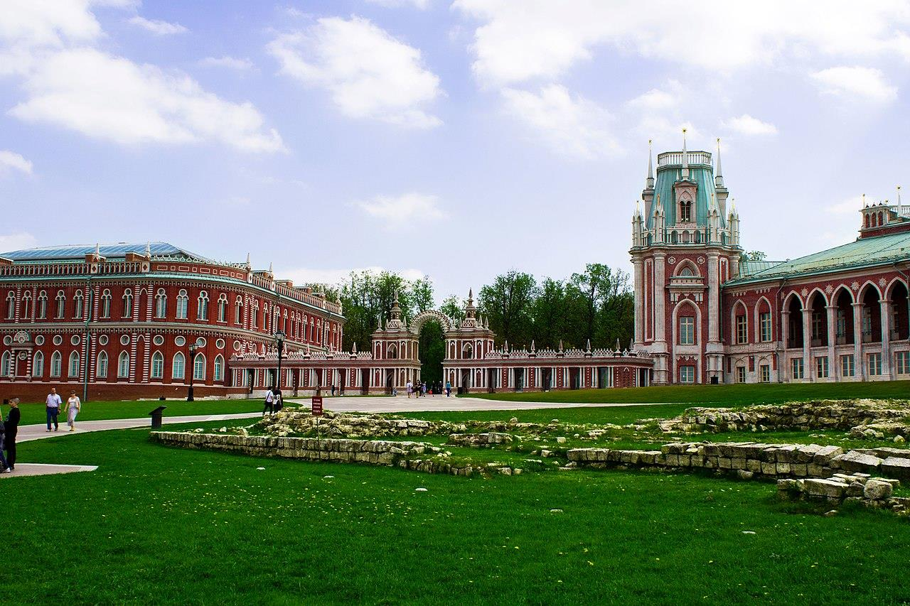 Russian Tsars Parks Guided Tour
