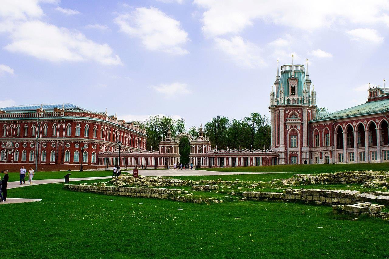 Tour por las Haciendas de los Zares de Rusia