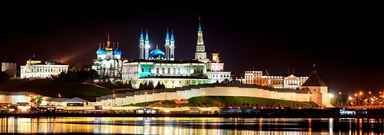 Kazan by Night Tour