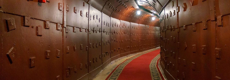 Visita guiada por el Bunker 42 de Moscú