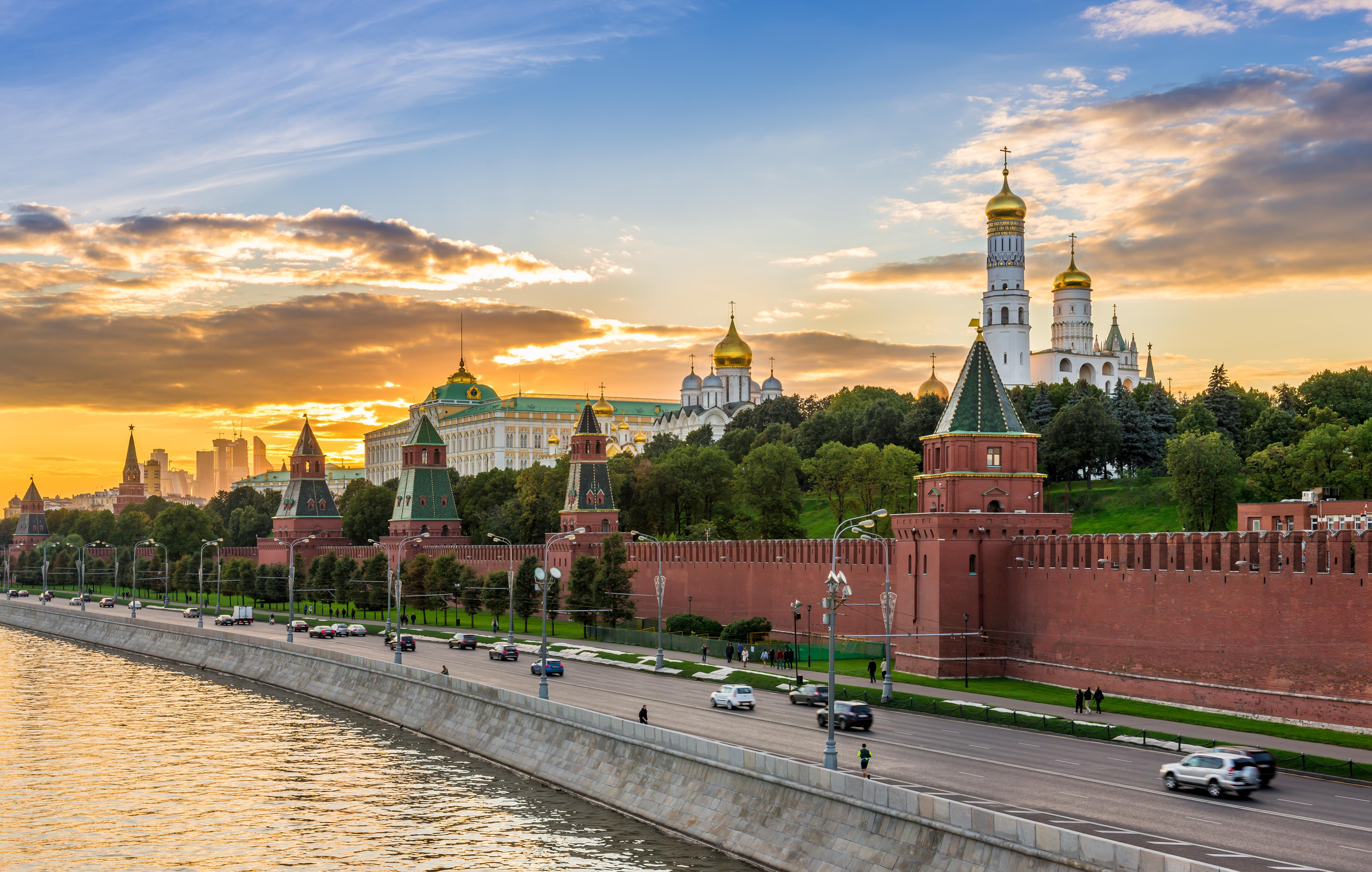 Moscow Kremlin Tour with tickets