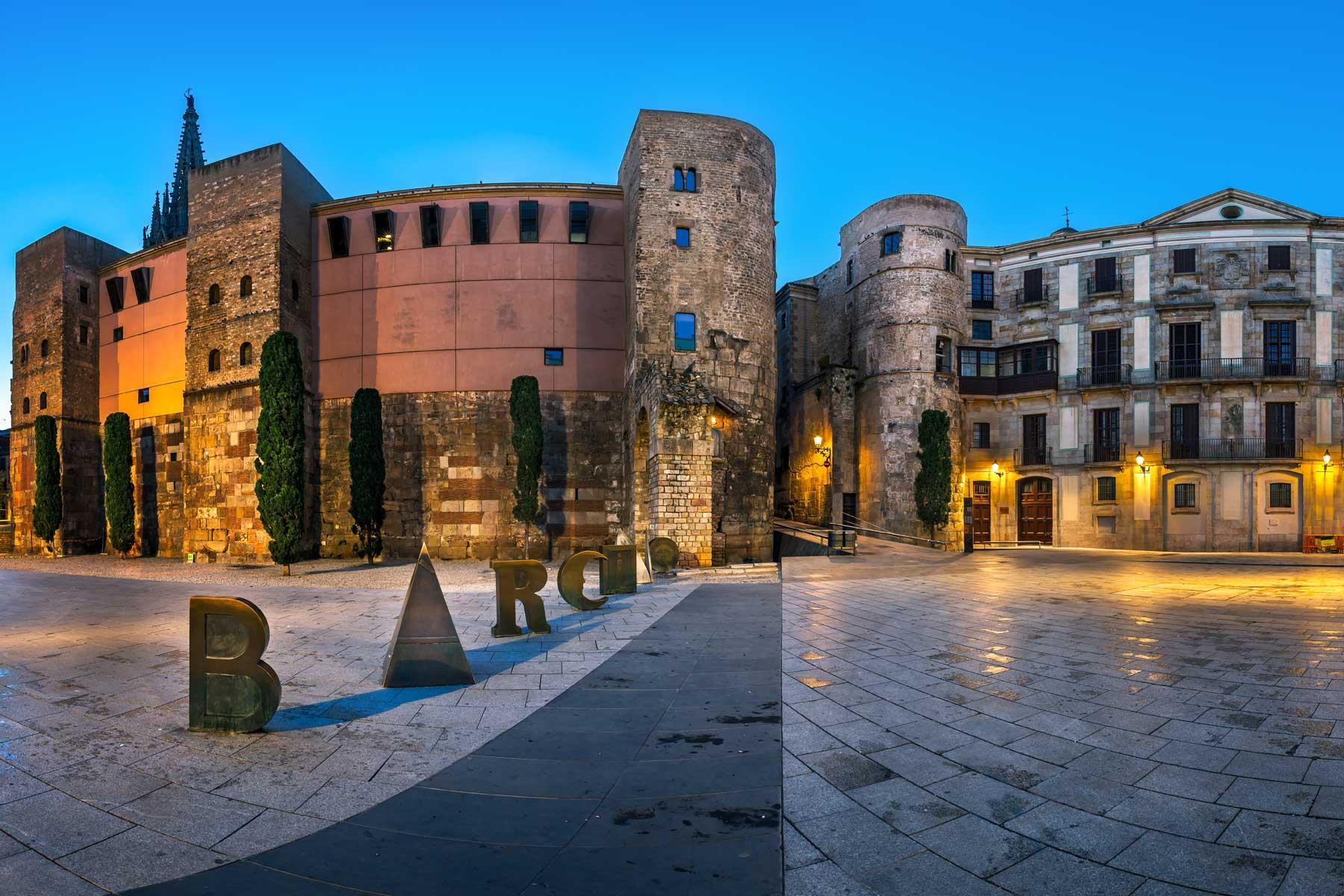 Free Tour Los vestigios de la Barcelona romana.