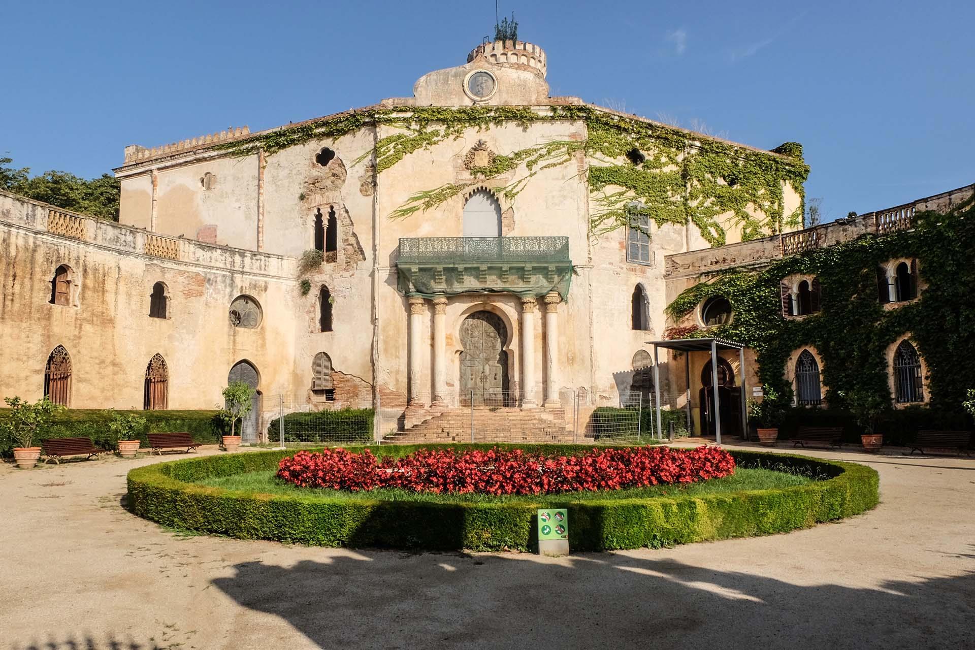 Free tour por el Laberinto de Horta en Barcelona