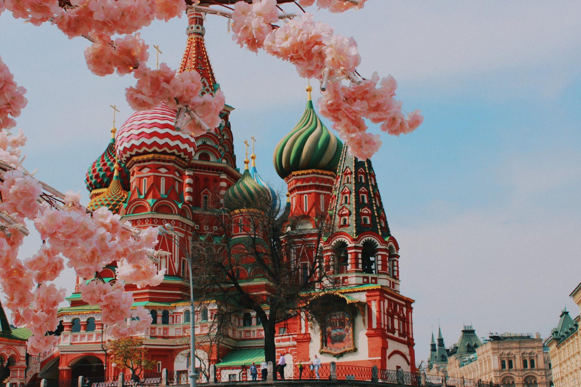 Historic Center Free Walking Tour of Moscow