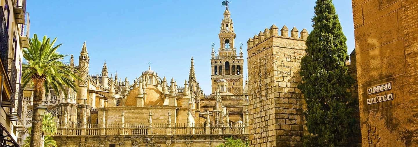 The Best of Seville Tour with Tickets