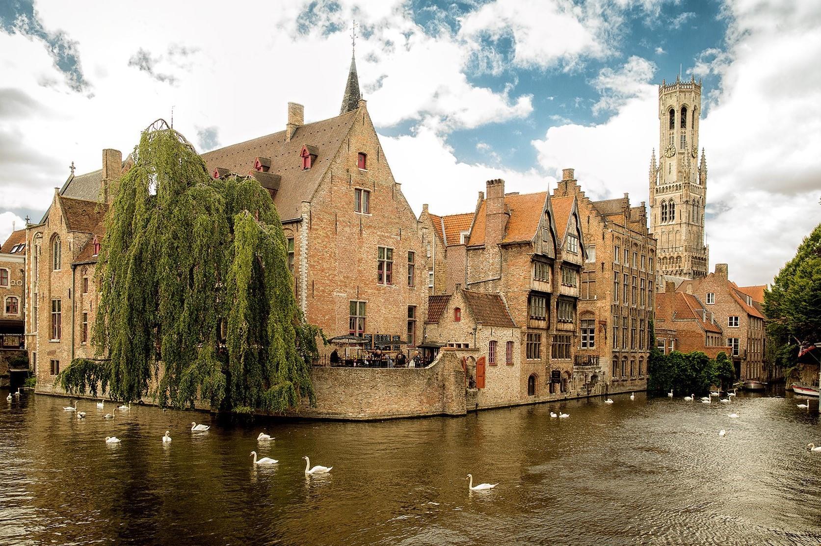 Excursión a Brujas y Gante desde Bruselas