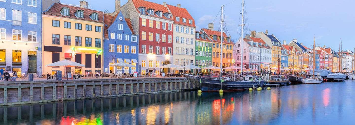Copenhagen Classic Free Walking Tour