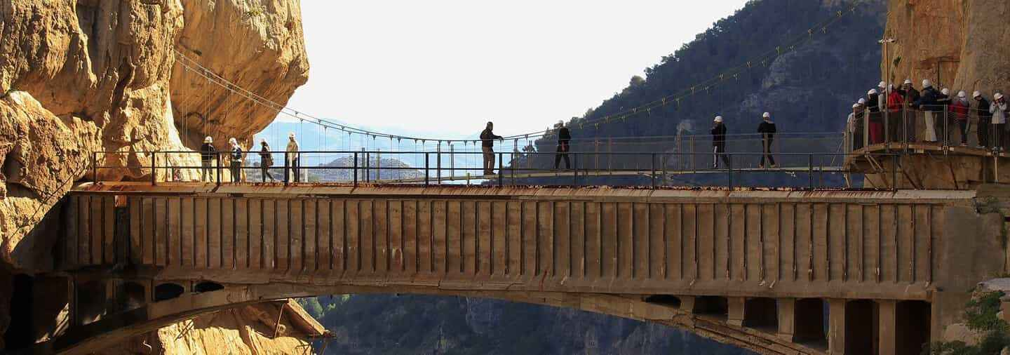 Caminito del Rey Tickets + Tour