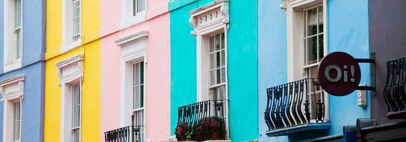Notting Hill and Portobello Private Tour