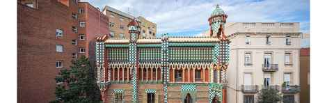 Casa Vicens Ticket and Tour