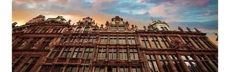 Brussels Upper City Free Walking Tour