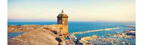 Free Tour Castillo de Alicante