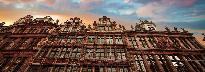 Free Tour Bruselas por la Ciudad Alta