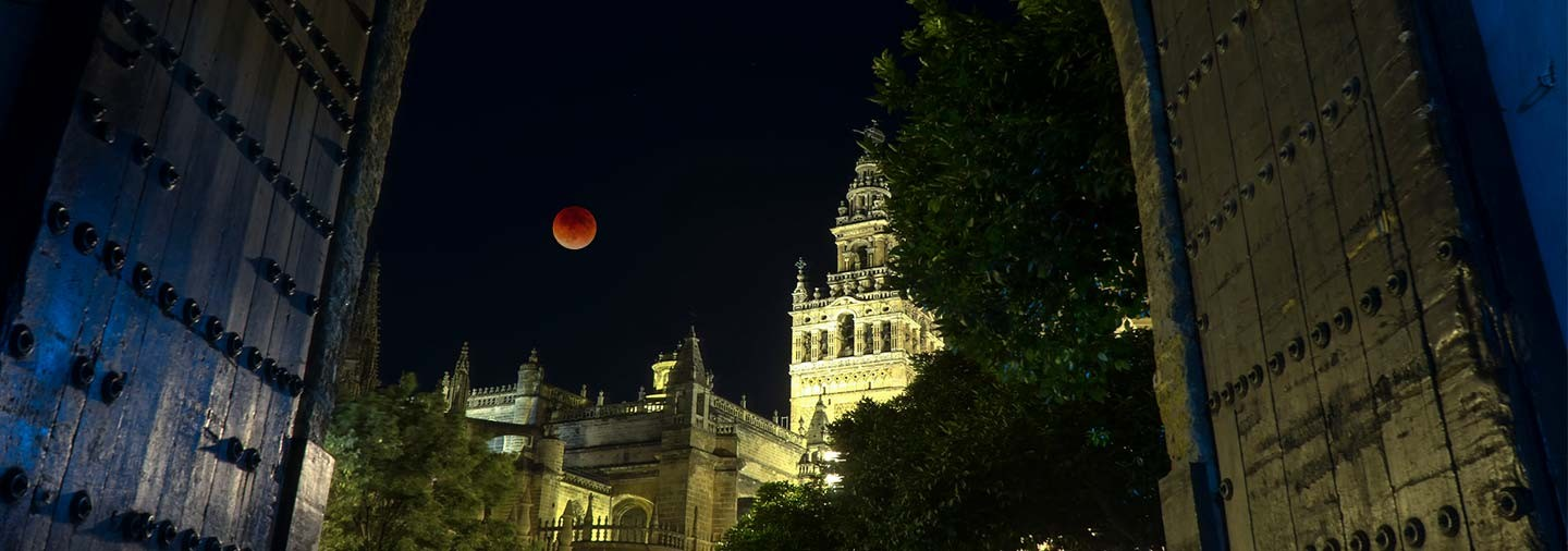 Seville Santa Cruz Ghost Tour