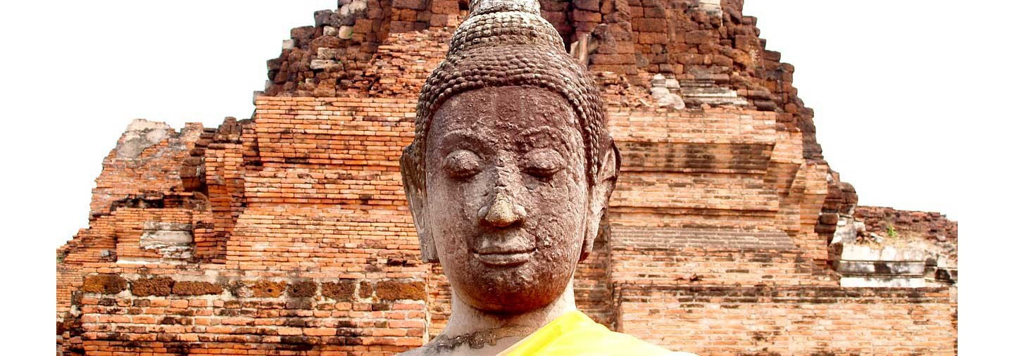 Ruins of Ayutthaya guided tour