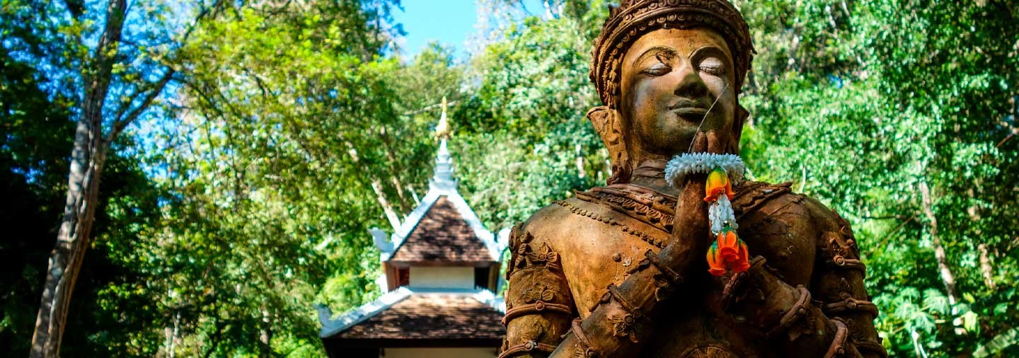 Temples of Chiang Mai Guided Tour