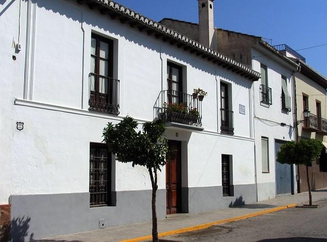 que ver en granada gratis casa García Lorca.jpg