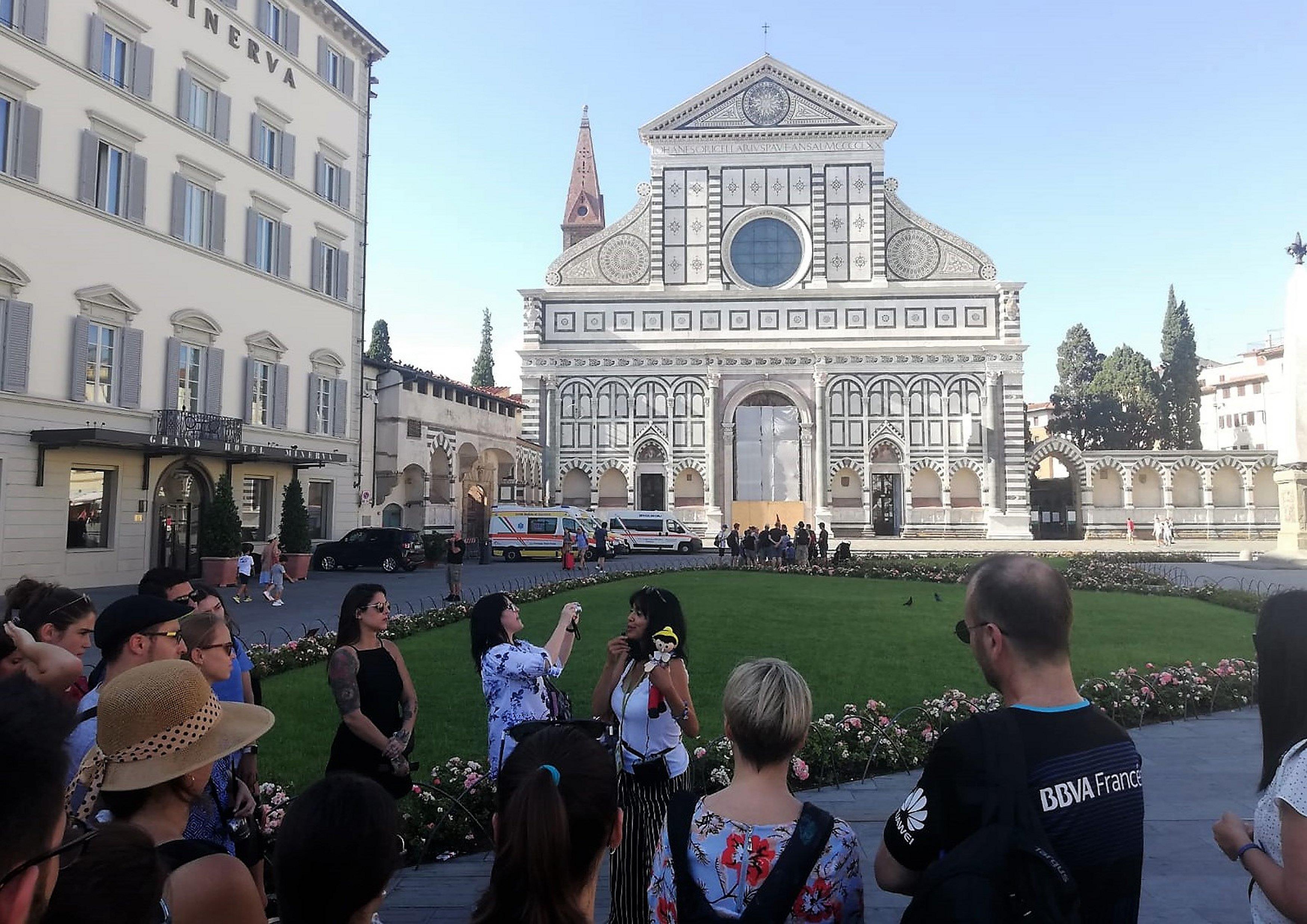 Free Tour Bellezas Florencia