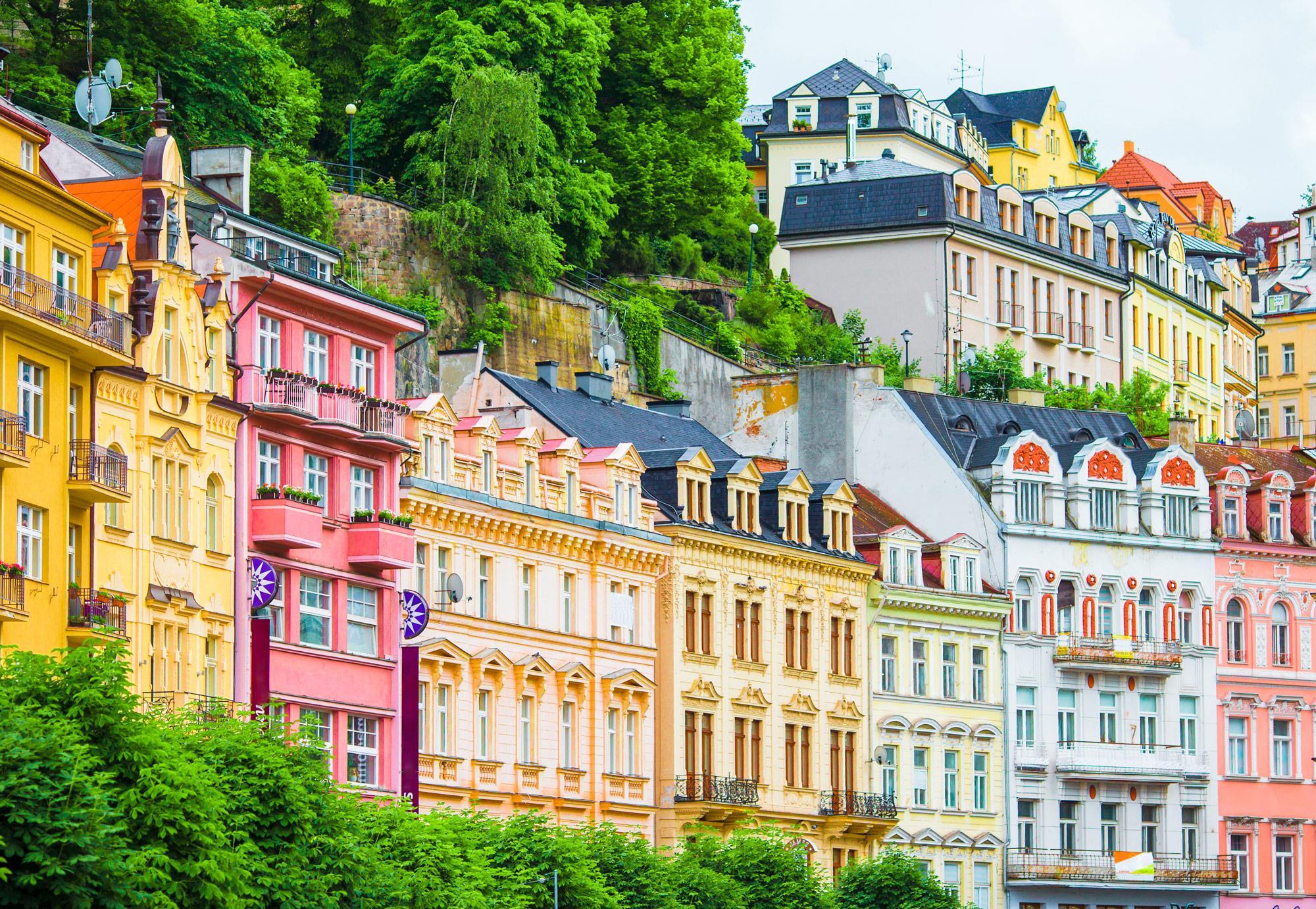 Karlovy Vary - Shuttle