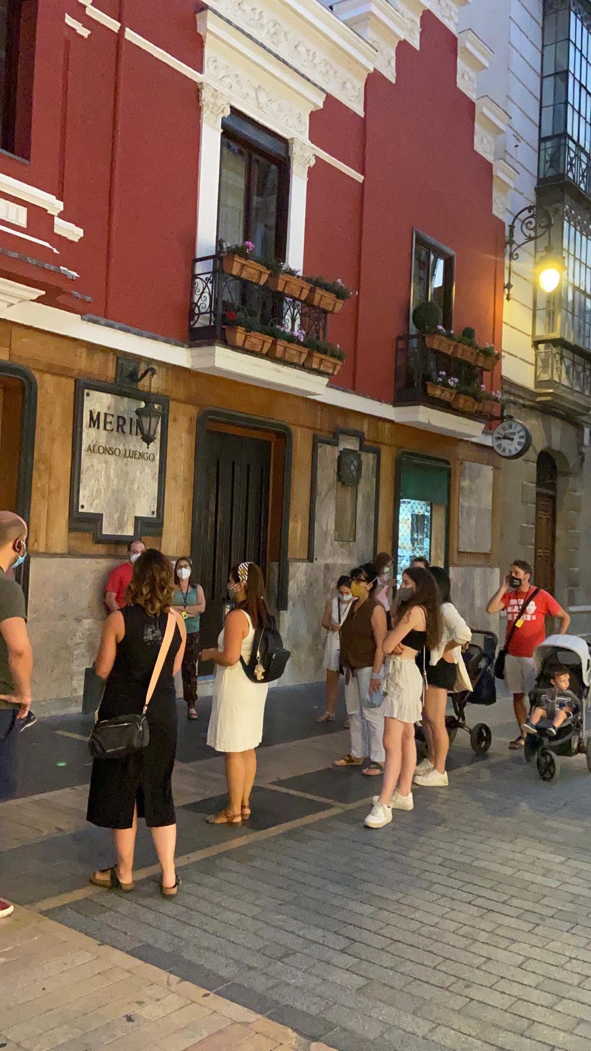 Free-Tour-Leon-Magico-por-la-noche-7