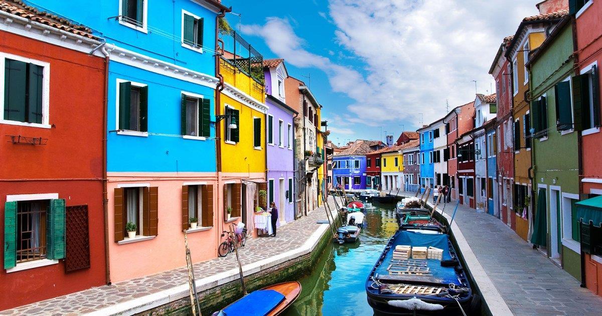 Tour por Murano, Burano y Torcello