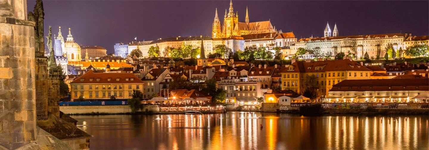 Prague Dinner and Music Cruise Tickets