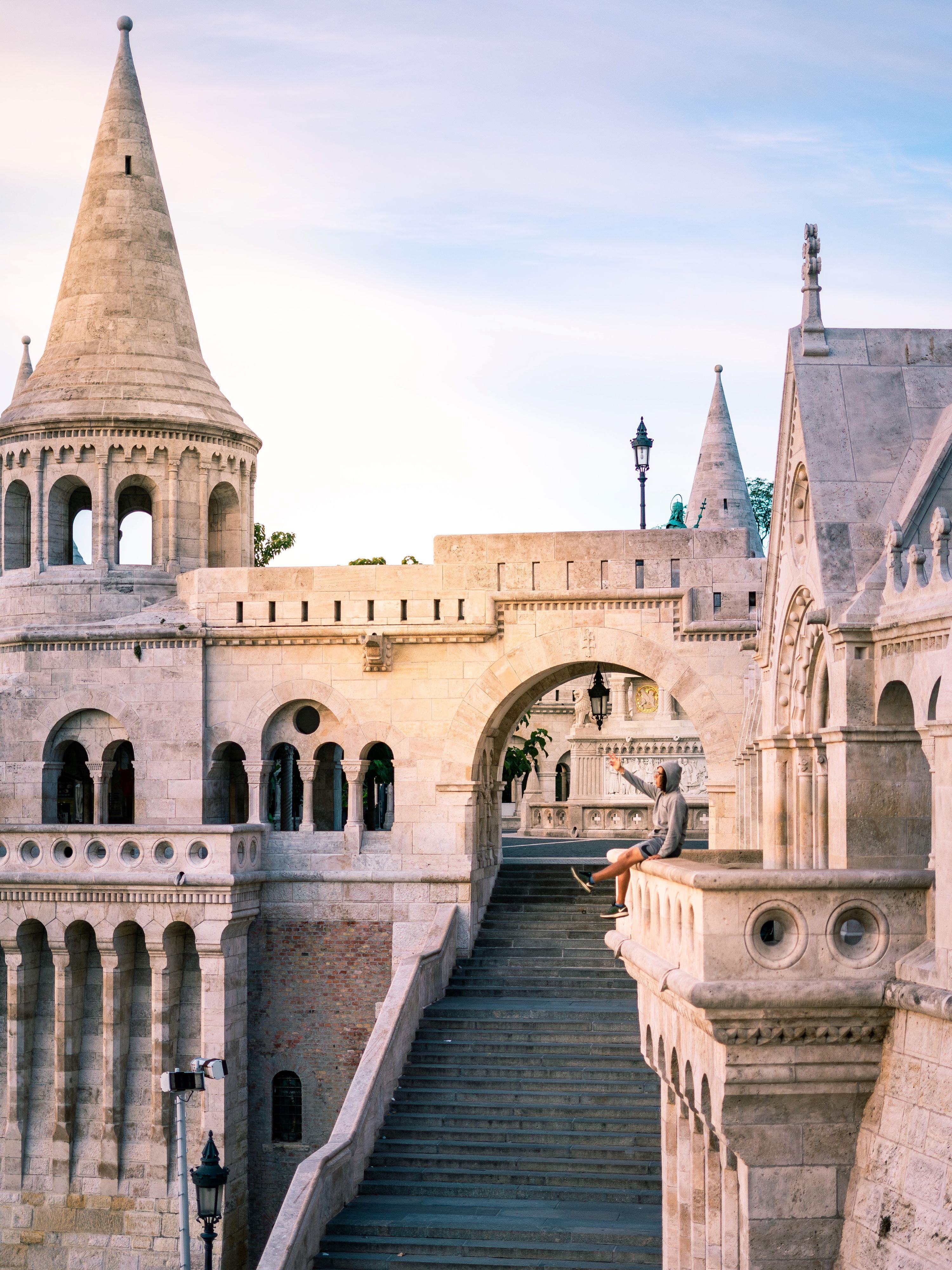 Free Tour Castillo de Buda y ciudad medieval