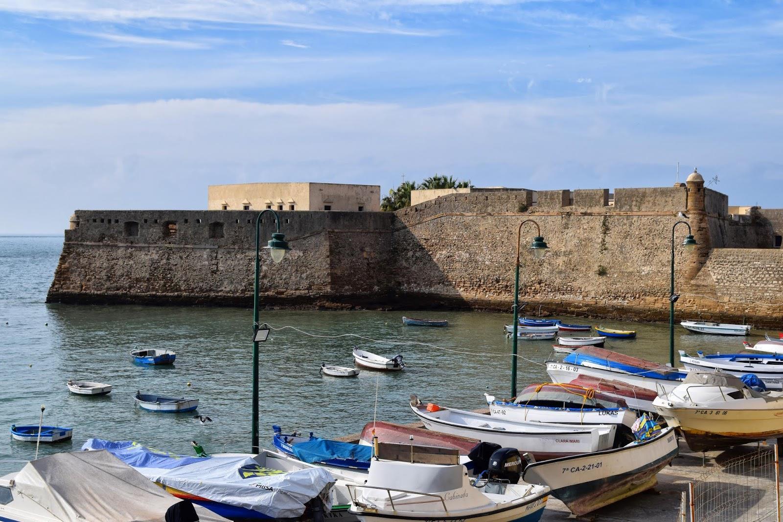 Free Tour Caleta y Castillos de Cádiz