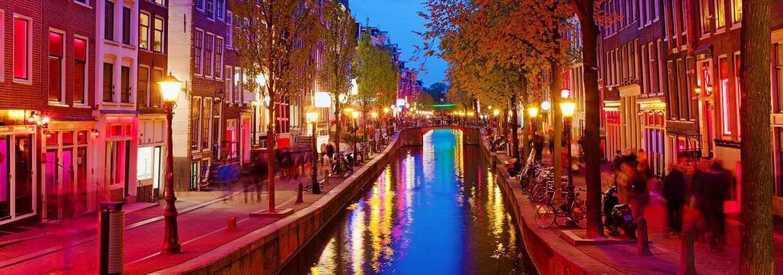 Visita guiada por el Barrio Rojo de Ámsterdam