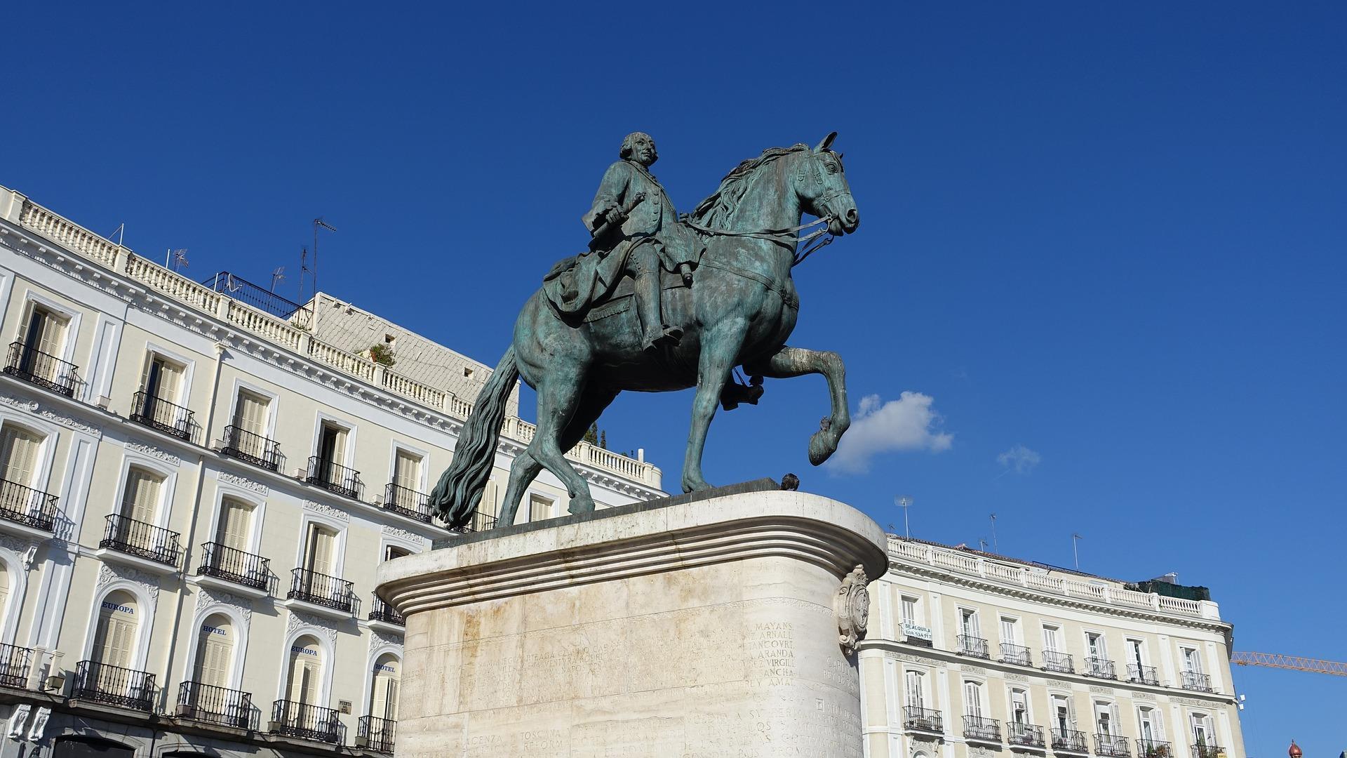 Tour of Bourbon Madrid
