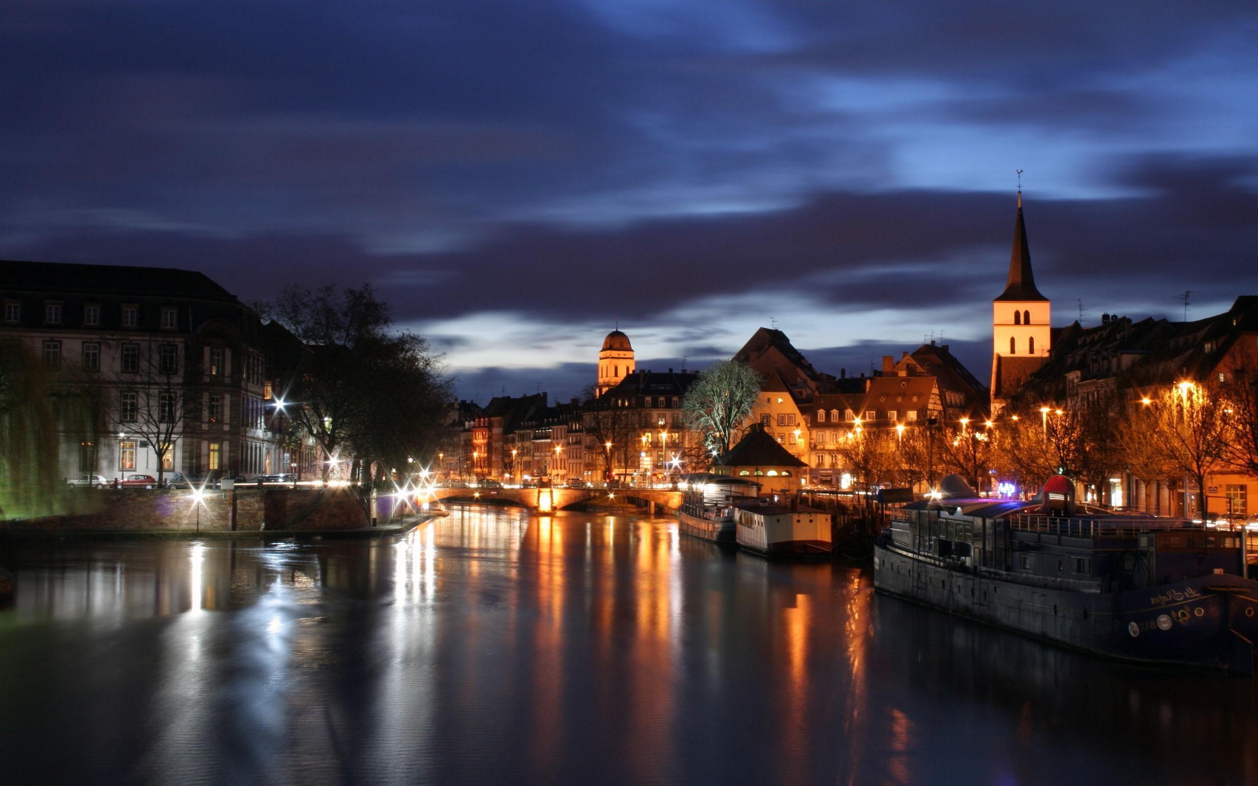 Freetour Nocturno en Estrasburgo