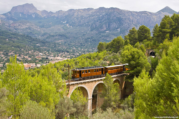 Private excursion to Soller by train and tram