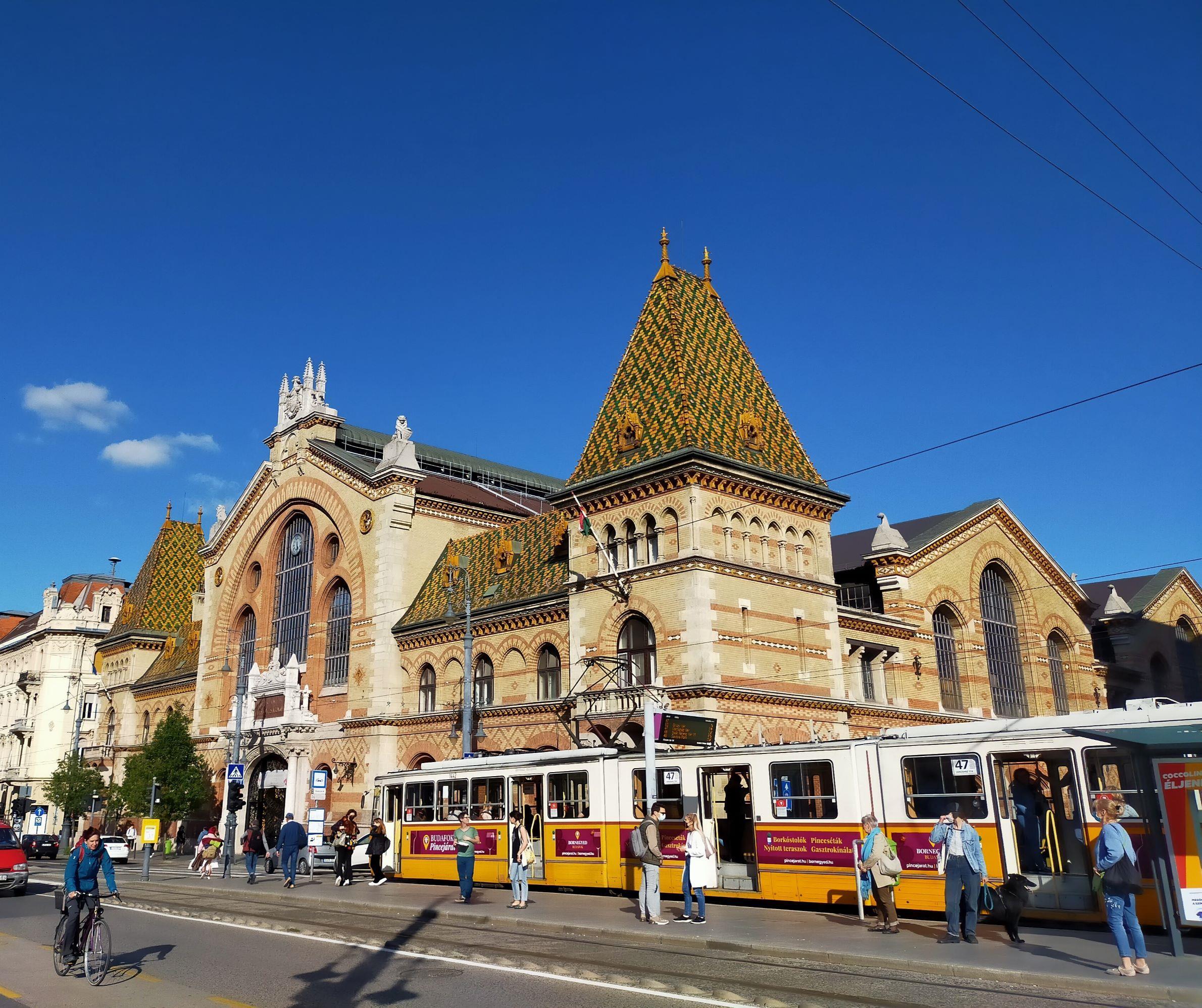 Free tour Budapest Gastronómico