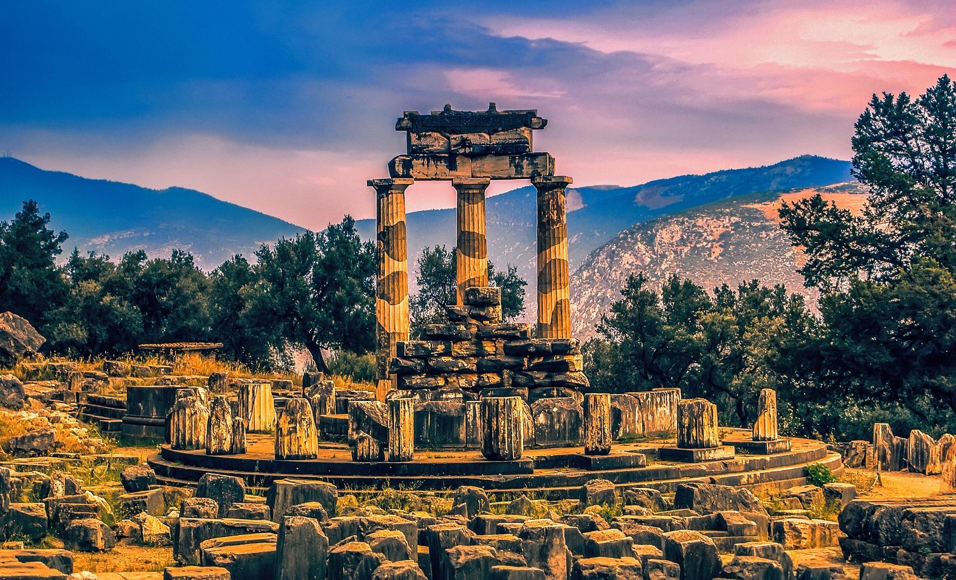 Excursion to Delphi