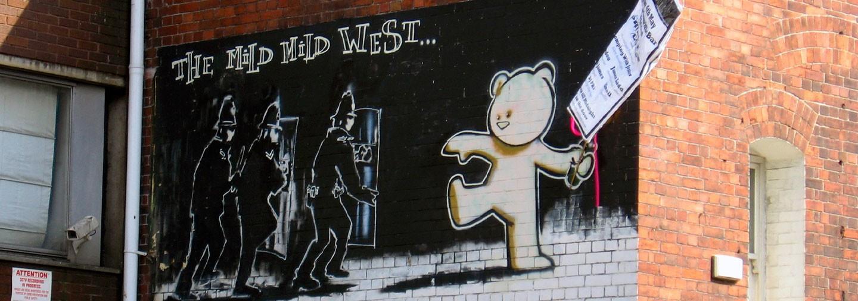 Bristol Street Art Walking Tour